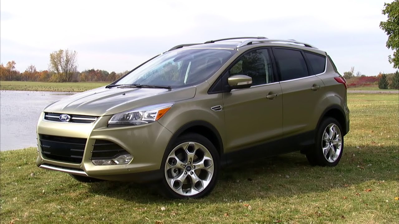 Nueva Ford Escape 2013 Youtube