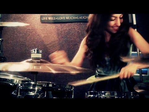 STONE TEMPLE PILOTS - PLUSH - DRUM COVER BY MEYTAL COHEN