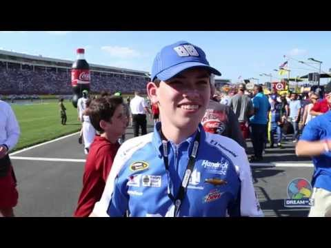 Dream On 3 - Jake Joins Dale Earnhardt Jr.'s Pit Crew
