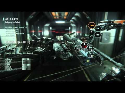 Crysis 3 Bölüm 3 Claire Kahpe Çıktı