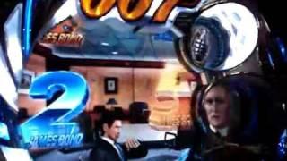 James Bond 007 Pachinko Machine by Sankyo - Video 2