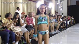Kids Swimwear Fashion Show