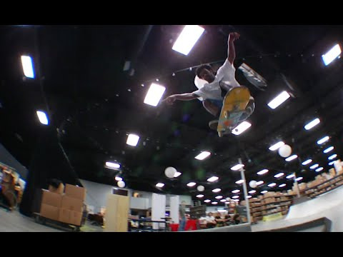 Carl Aikens and Friends Cruising the Crailtap Warehouse