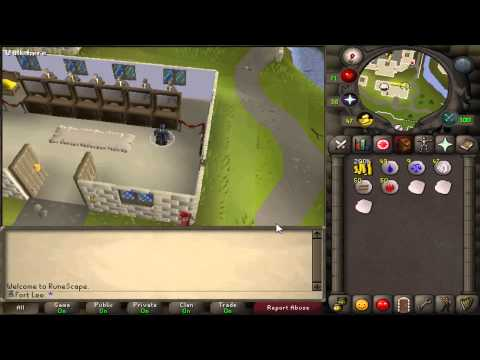 OSRS F2P MONEY MAKING GUIDE 100k/Hour