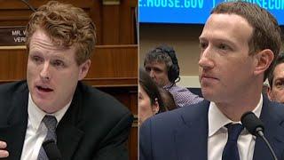 Zuckerberg explains how advertisers use Facebook data