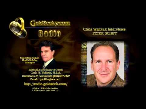 GSR interviews PETER SCHIFF - Oct 7, 2014