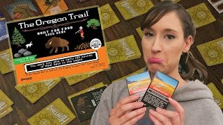 PLAYING THE OREGON TRAIL!