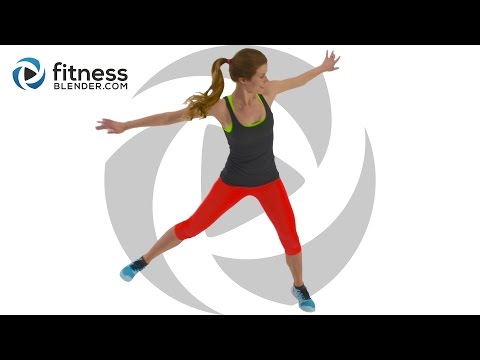 Wake Up Call Cardio Workout - Calorie Burning Warm Up Cardio For Energy video