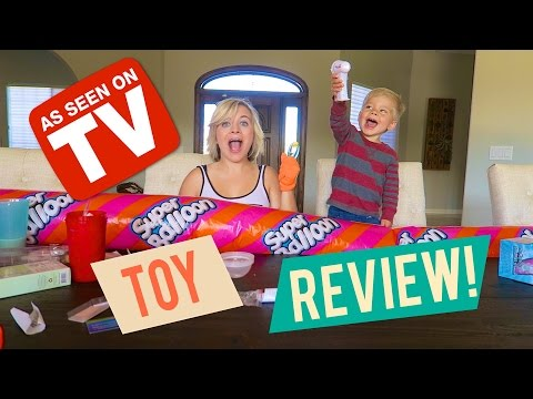 as seen on tv toy review w ollie how to make do everything. Black Bedroom Furniture Sets. Home Design Ideas