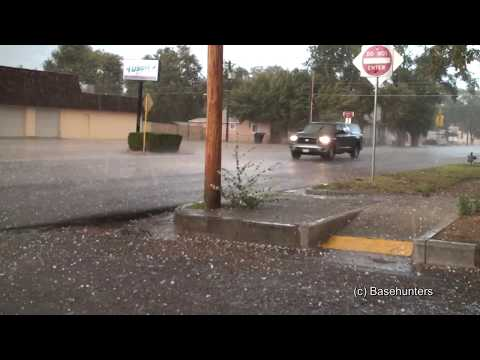 9/27/12  La Junta, CO Hail