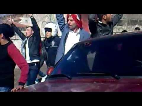 Erzurumda bdp nevruz kutlamalarına Ülkücü Tepki !!!