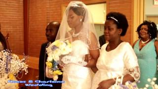 Ev. MOISE & CHARLEINE WEDDING ROUGH CUT