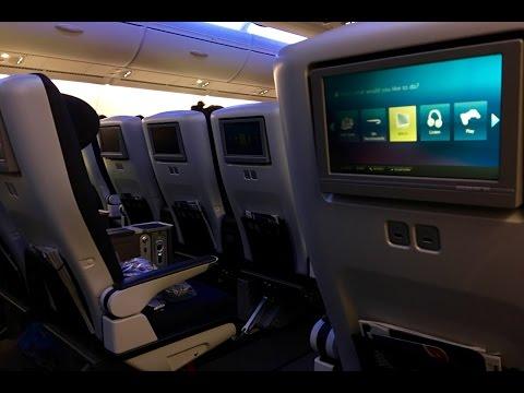 [2015] British Airways | Airbus A380 | LAX-LHR | World Traveller Plus