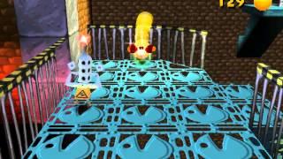Pac-Man World (Sony Playstation) Playthrough