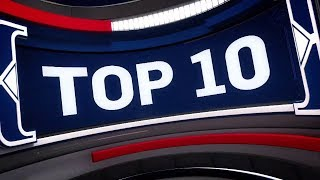 NBA Top 10 Plays of the Night | January 4, 2020