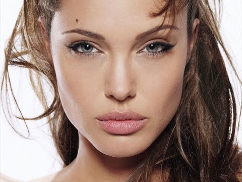 FILMBASH.TV PRESENTS: Style Minute Angelina Jolie Makeup Tutorial