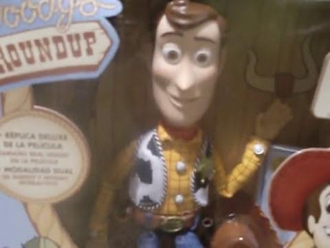 woody vaquero toy story replica de la pelicula
