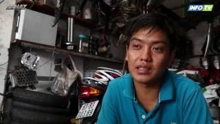 Từ thợ sửa xe đến trường đua Sepang - Nguyễn Hoàng Anh Dũng