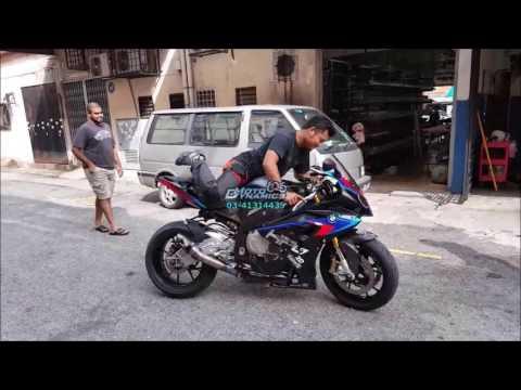 MKA BMW S1000RR Brembo SA Sintered Pads - Motodynamics Technology Malaysia