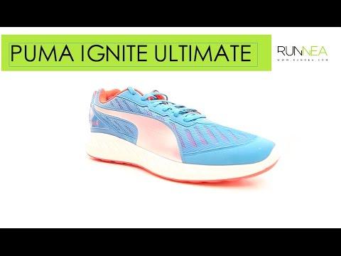 Puma Ignite Ultimate, máxima amortiguación para corredores neutros