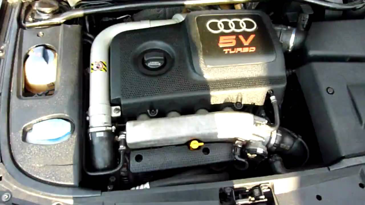 My Audi S3 8l With Fresh Engine Youtube