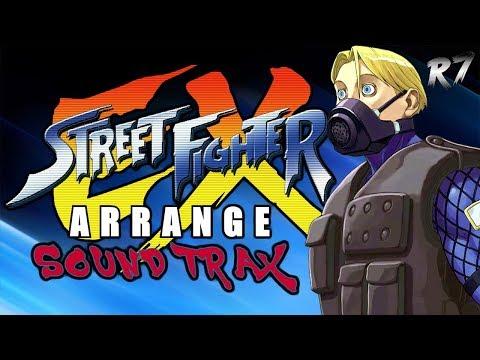 Street Fighter EX Arrange Sound Trax   Full   High Quality