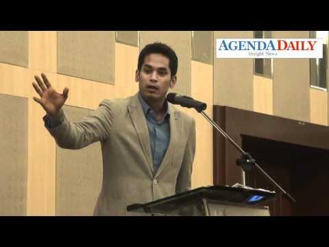 (VIDEO PENUH) Debat antara Khairy Jamaluddin dan Datuk S.Ambiga