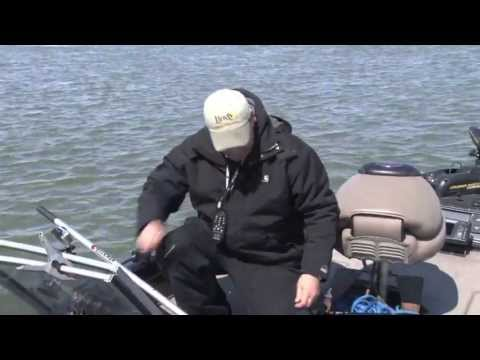 Fish Ed. How To Catch Big Spring Walleye