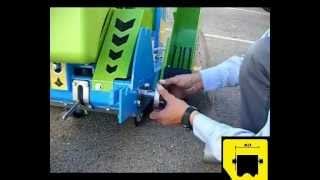 Road Saw Cobra Trencher SIMA - Set Up Guidelines -