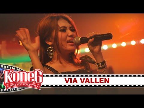 KONEG LIQUID feat VIA VALLEN - Pergi Pagi Pulang Pagi [Liquid Cafe] [LIVE PERFORMANCE]
