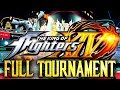 The King of Fighters 14: SSXVIII - Full Tournament! [TOP8 + Finals]
