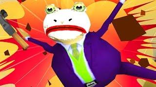 Download Lagu EVIL JOKE FROG - Amazing Frog - Part 62 | Pungence Gratis STAFABAND