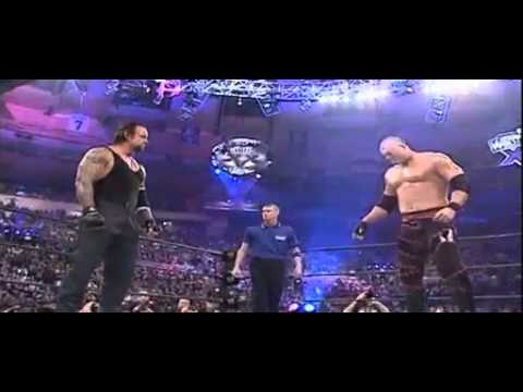 Wrestlemania 20   The Undertaker vs Kane Full Match)
