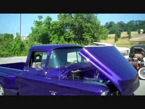 56 Chevy Pick Up Music Videos