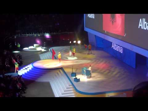 Rotary International Convention in Sydney 2014