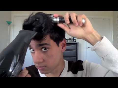Men's Hair Tutorial: Zayn Malik Inspired Hair