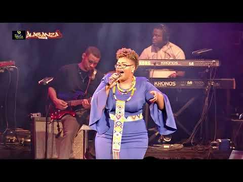 Ntokozo Mbatha - Alabanza Concert 5 South Africa Meets Nigeria
