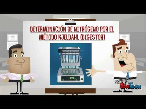 Metodos de determinacion de proteinas