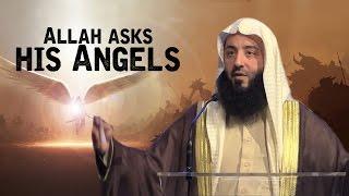 Allah asks his Angels | Emotional | Ustadh Wahaj Tarin