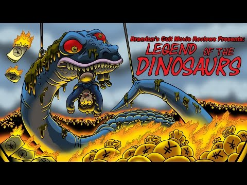 Brandon's Cult Movie Reviews: Legend of the Dinosaurs