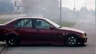 BMW E36 DRİFT SHOW