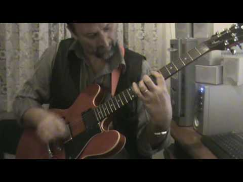 Rolling home - Status Quo (Rick Parfitt rythm guitar cover)