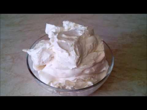 Сметанный крем Крем с домашней сметаны Крем для украшения и промазки коржей