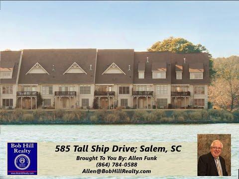 585 Tall Ship Drive; Salem, SC For Sale