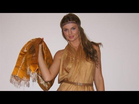 Видео как сделать платье
