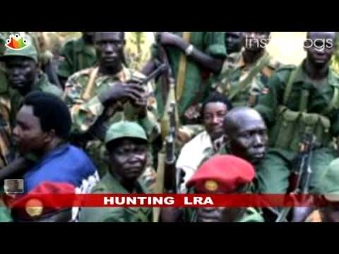 Ugandan offensive against LRA rebels in Central African republic