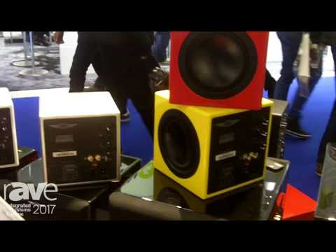 ISE 2017: Earthquake Sound Introduces MiniMi P63 Series Subwoofers