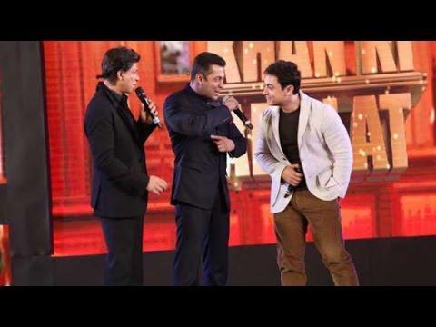 Salman Khan, Shah Rukh Khan & Aamir Khan's Growing Friendship | Bollywood News