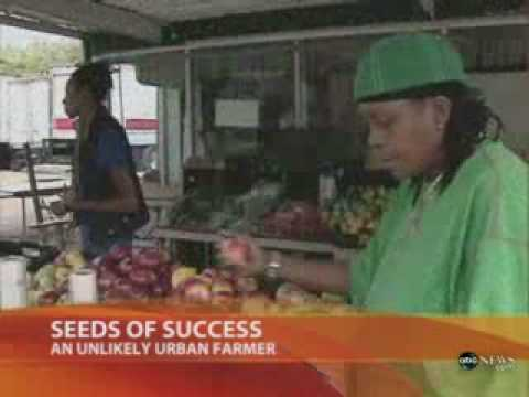"ABC news video ""farmers in the city"""