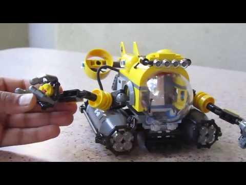 LEGO 60092 City Deep Sea Submarine